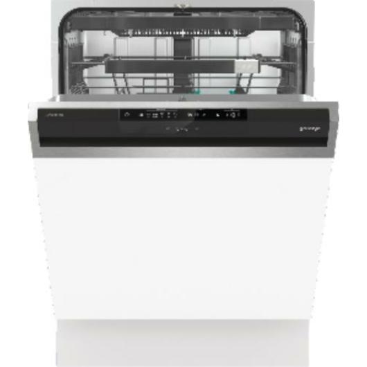 Gorenje GI661C60X beépíthető mosogatógép inverter motorral 14 terítékes