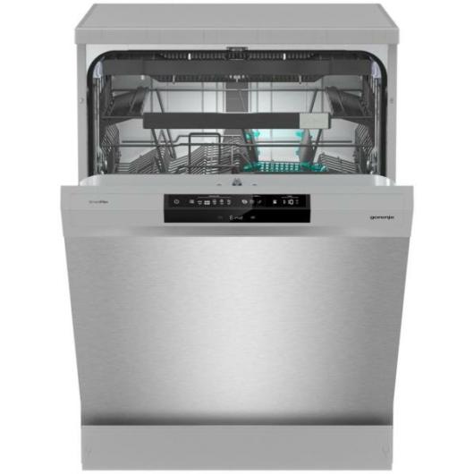 Gorenje GS671C60X mosogatógép inox színben 60 cm 16 terítékes