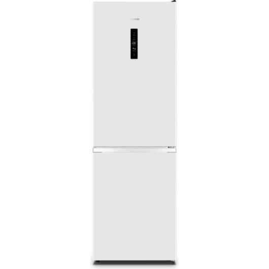 Gorenje N619EAW4 alulfagyasztós NoFrost hűtőszekrény 3 év garanciával