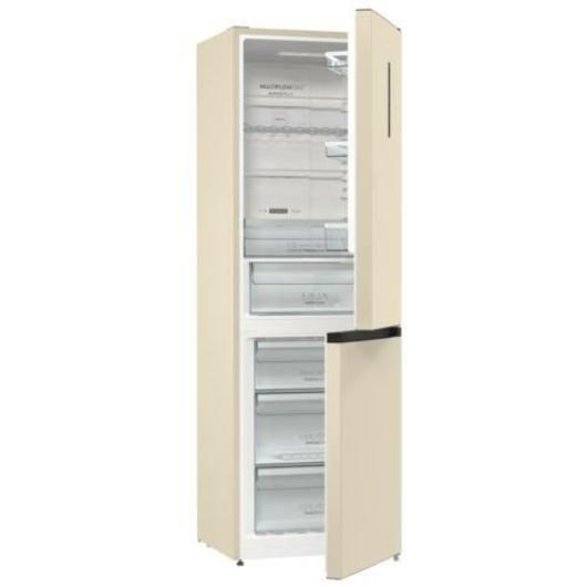 gorenje-nrk6192ac4-alulfagyasztós-nofrost-kombinált-hűtőszekrény-beige