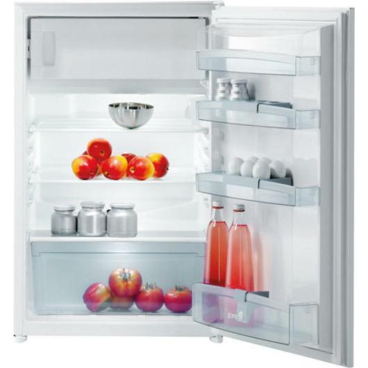 Gorenje RBI4092E1 beépíthető hűtőszekrény fagyasztórekesszel 3 év garanciával