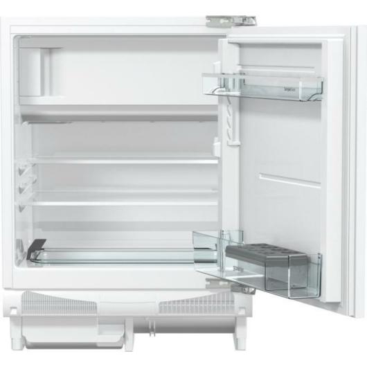 Gorenje RBIU6092AW pult alá építhető hűtőszekrény 3 év garancia