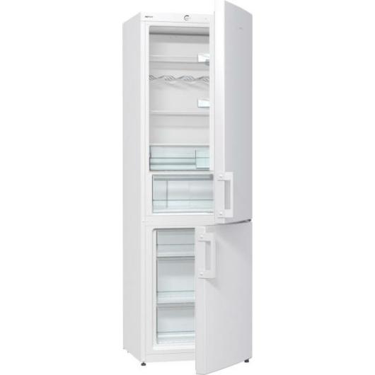 Gorenje RK6192EW4 alulfagyasztós kombi hűtőszekrény