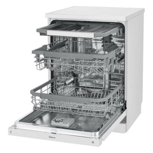 LG DF215FW 14 terítékes  QuadWash™ mosogatógép 2 év garanciával