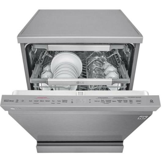 LG DF425HSS 14 terítékes mosogatógép 3 év garanciával