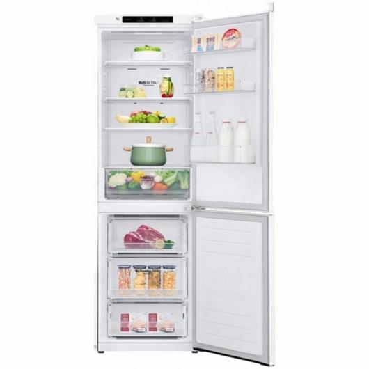LG GBP31SWLZN alulfagyasztós hűtőszekrény NoFrost 2 év garanciával