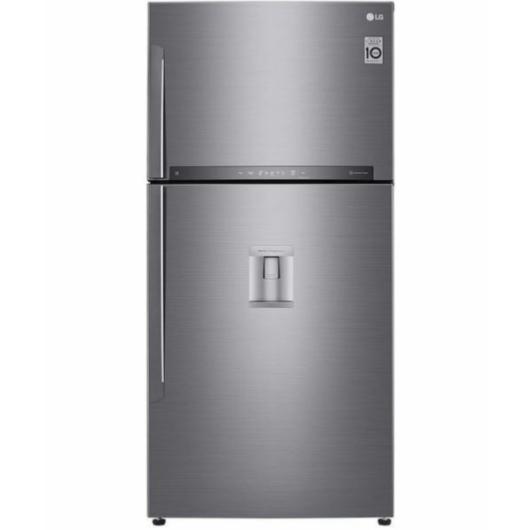 LG GTF916PZPYD felülfagyasztós hűtőszekrény-nofrost.