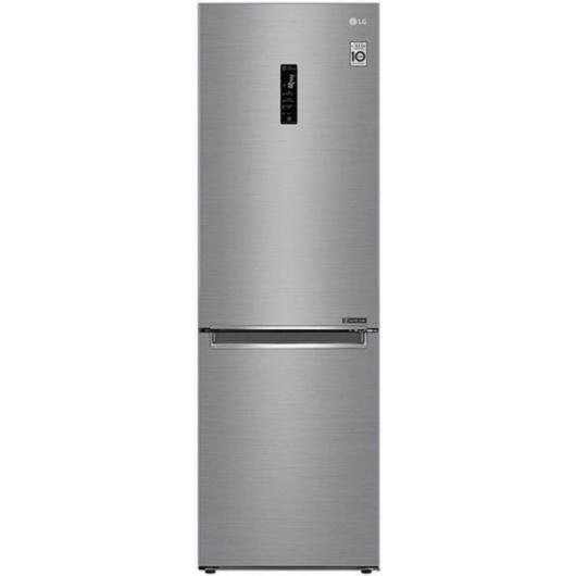 LG GBB61PZHMN alulfagyasztós hűtőszekrény NoFrost 2 év garanciával