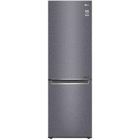 LG GBP61DSPFN alulfagyasztós hűtőszekrény NoFrost szürke A+++