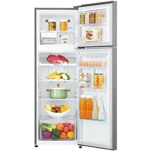 LG GTB362PZCZD felülfagyasztós hűtőszekrény 2 év garanciával inverter NoFrost