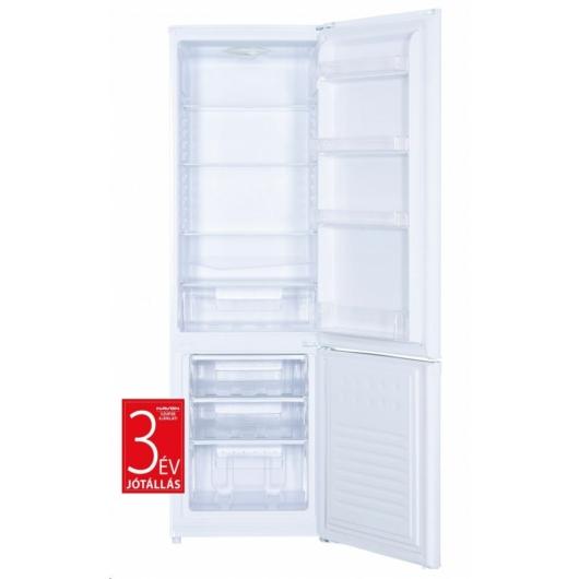 Navon H 264F W felülfagyasztós hűtőszekrény 3 év garanciával