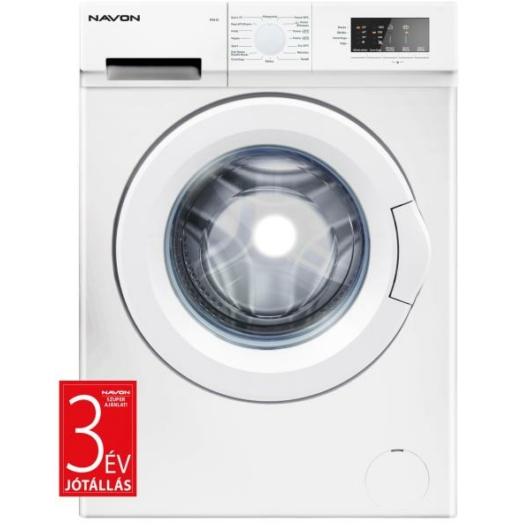 Navon WPR610 AA előltöltős keskeny mosógép 3 év garanciával