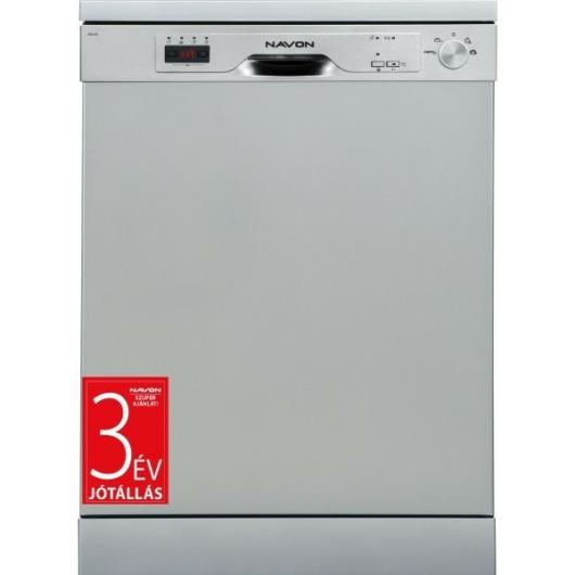 Navon DSL60 12 terítékes inox mosogatógép 3 év garanciával
