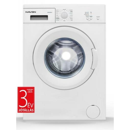 Navon WMN800AA előltöltős mosógép 3 év garanciával