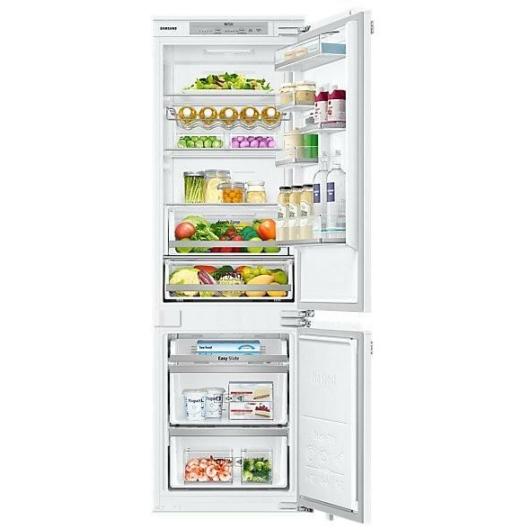 Samsung BRB260130WW/EF beépíthető alulfagyasztós hűtőszekrény 2 év garanciával