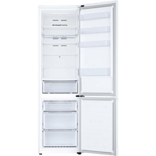 Samsung RB38T672CWW/EF alulfagyasztós NoFrost hűtőszekrény 2 év garanciával