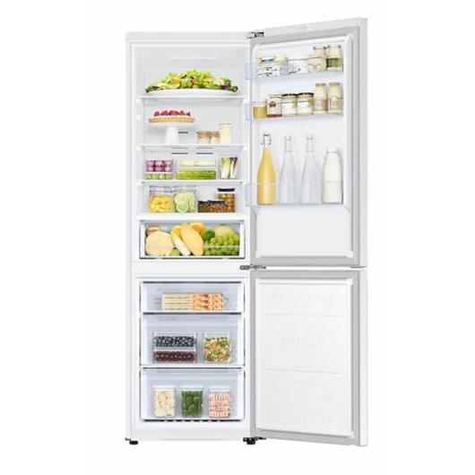Samsung RB34T670DWW/EF NoFrost kombinált hűtőszekrény 2 év garanciával