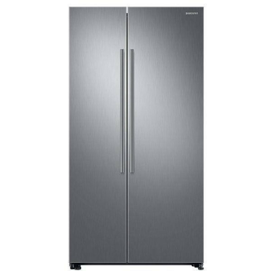 Samsung RS66A8100S9/EF amerikai Side by Side hűtőszekrény 3 év garanciával