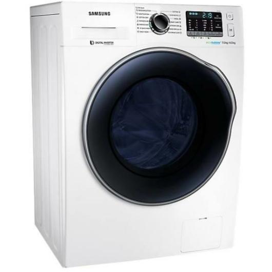 Samsung WD70J5A10AW/LE mosó-szárítógép Eco Bubble™ 2 év garanciáva