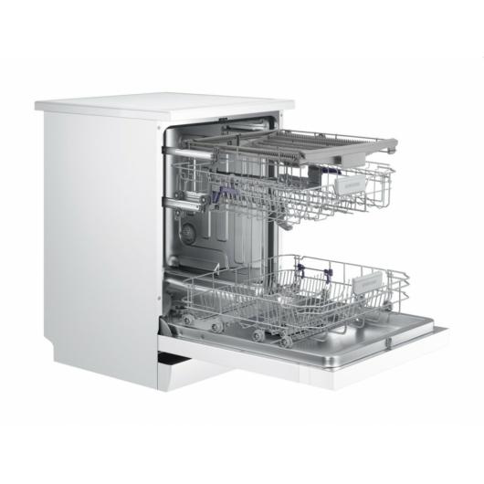 Samsung DW60M6050FW/EC 60 cm széles mosogatógép 2 év garanciával 14 terítékes fehér színű szabadonálló
