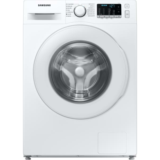 Samsung WW65AA126TE/LE keskeny kivitelű elöltöltős mosógép 6,5 kg ruha mosására