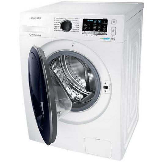 Samsung WW80K5210UW/LE előltöltős mosógép 2 év garanciával