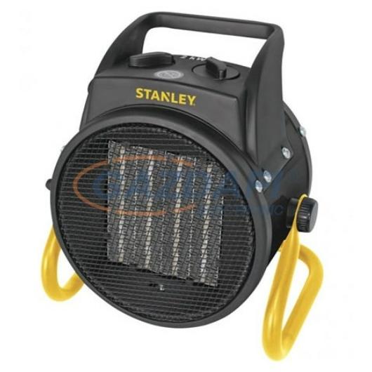 Stanley ST-22-240-E ventillátoros PTC fűtőtest 2000W