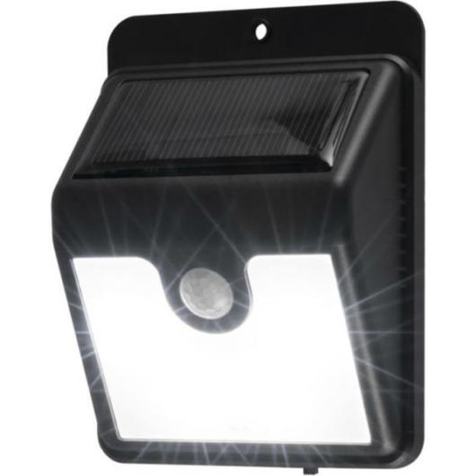 HOME FLP1SOLAR falra szerelhető napelemes reflektor 0,8W 35 lm