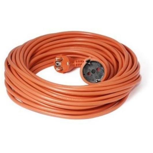 Somogyi NV2-20 hálózati hosszabbító 20 méter narancs színben