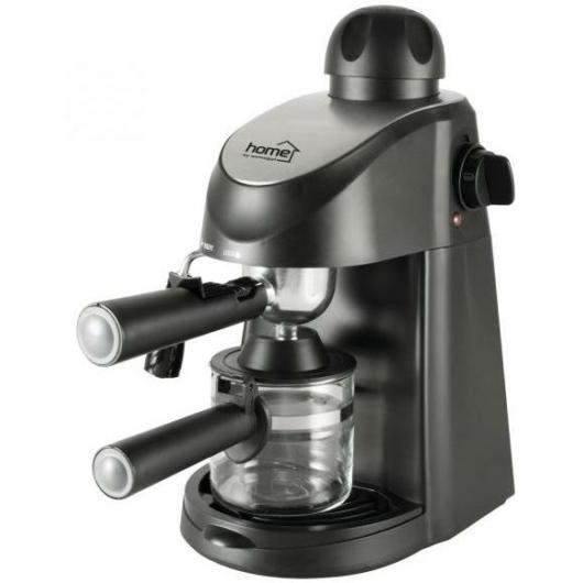 HOME HGPR06 eszpresszó kávéfőző 3,5 bar 4 csészés