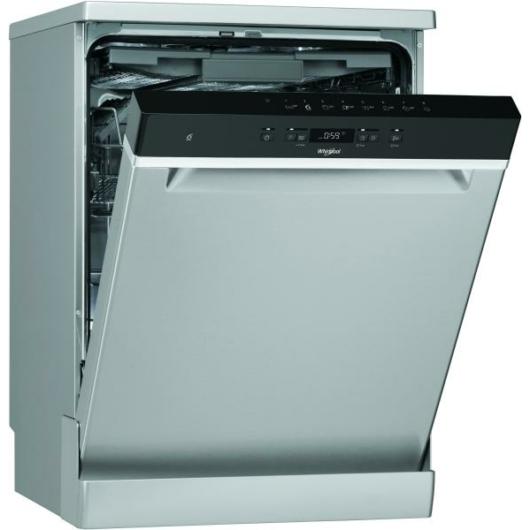 Whirlpool WFC 3C33 FX 14 terítékes szabadonálló mosogatógép