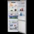 Kép 2/2 - beko-rcne-560-e-50-zxpn-alulfagyasztos-inox-nofrost-hűtőszekrény