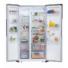 Kép 2/3 - Gorenje NRS8181KX  Side by Side NoFrost amerikai hűtőszekrény inox színben