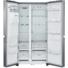 Kép 1/3 - LG GSL760PZXV Side by Side amerikai hűtőszekrény 405/196 liter NoFrost A+