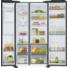 Kép 2/4 - Samsung RS68A8831B1-EF amerikai Side by Side hűtőszekrény 3 év garanciával