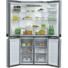 Kép 1/2 - Whirlpool WQ9 E1L  Side By Side amerika hűtőszekrény total nofrost hűtési rendszerrel inix színben
